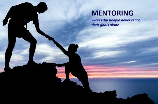 mentoring climbing